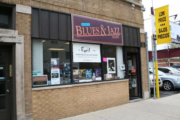 Bobs blues and jazz mart