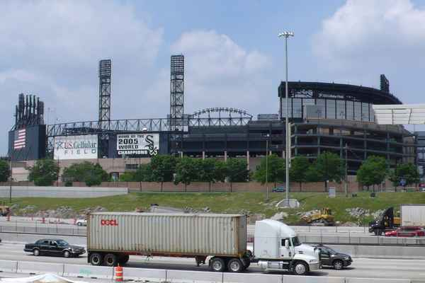 Comiskey Park - photo de Jocelyn Richez