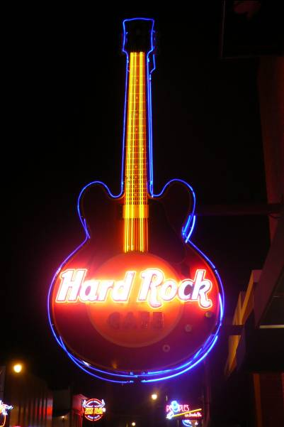Hard Rock Cafe - photo de Jocelyn Richez