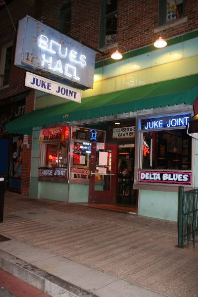 Blues hall - photo de Jocelyn Richez