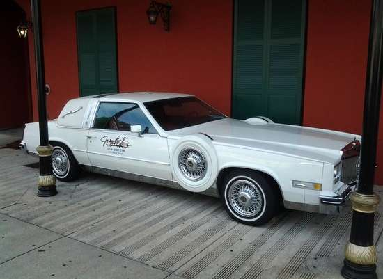 cadillac de Jerry Lee Lewis