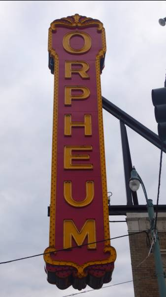 Orpheum Theatre - photo de Jocelyn Richez