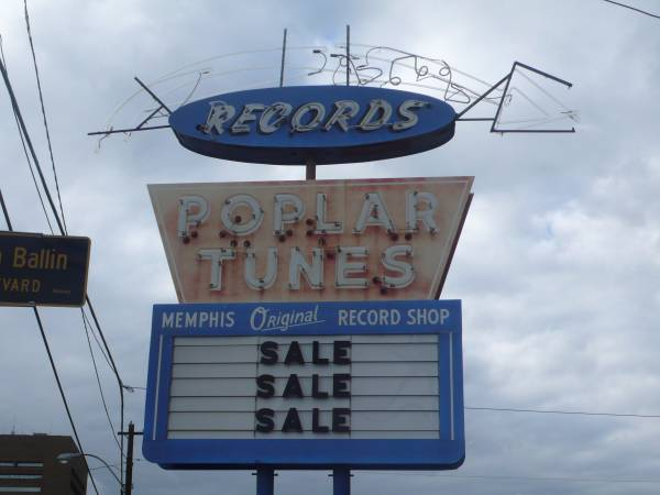 Poplar records