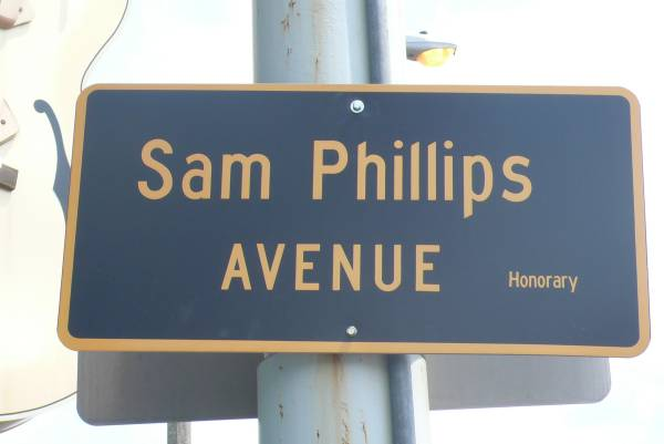 Sam Phillips avenue