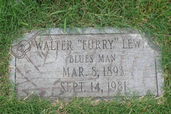 tombe Furry Lewis