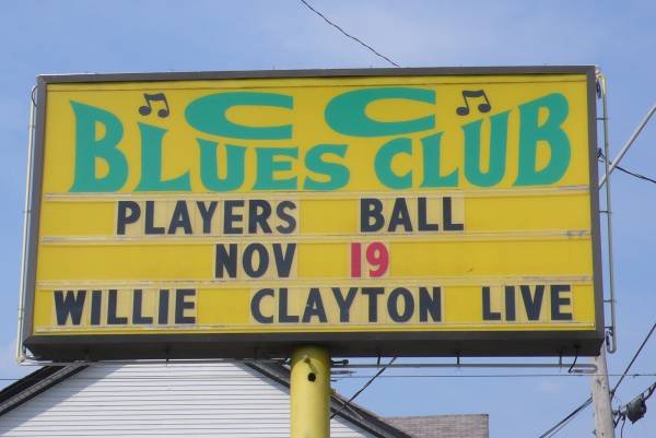 CC blues club