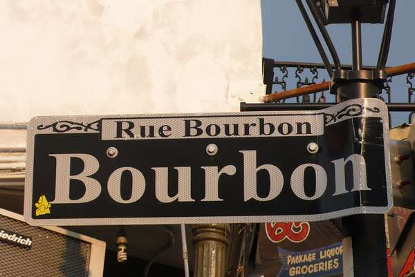 Bourbon street - photo de Jocelyn Richez