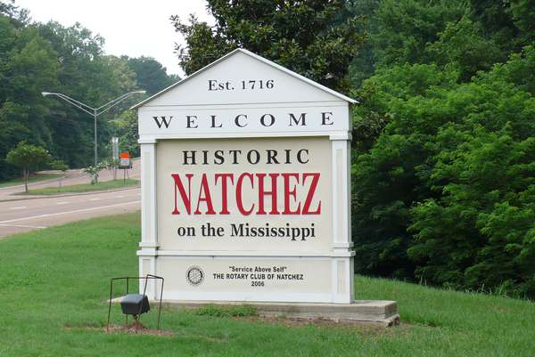 welcome Natchez - photo de Jocelyn Richez