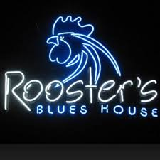 Roosters blues house