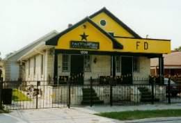 maison de Fats Domino a New Orleans