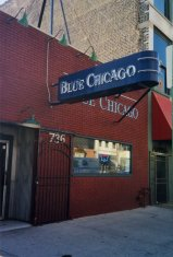 Blue Chicago - photo de Jocelyn Richez