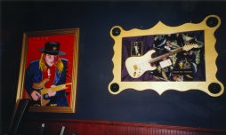 guitare de Stevie Ray Vaughan