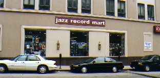 Jazz Record Mart - photo de Jocelyn Richez