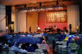 petrilo stage - Chicago 2003 - photo de Jocelyn Richez