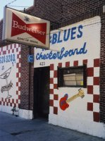 Checkerboard lounge - Chicago 2002 - photo de Jocelyn Richez