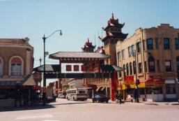 quartier chinois - photo de Jocelyn Richez