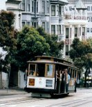 Cable car - San Francisco 2002 - photo de Jocelyn Richez
