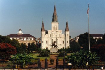 Jackson square - photo de Jocelyn Richez