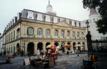 Le cabildo - photo de Jocelyn Richez