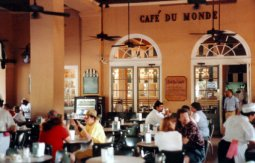 Cafe du monde - photo de Christophe Coasne