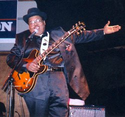 Roscoe Chenier - photo de Jocelyn Richez