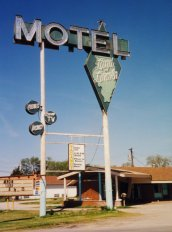motel - photo de Jocelyn Richez