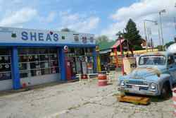shea s gas station museum